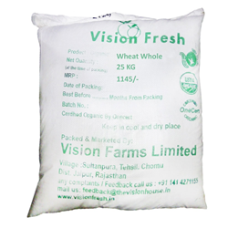 certified-organic-wheat-25KG