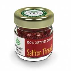 Organic India Saffron 2gm